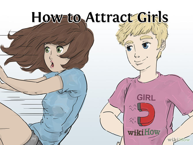 How to attract a girl