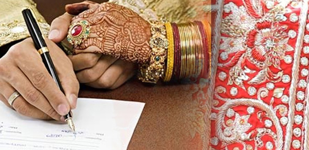 Get the best solution to do marriage in the intercast system