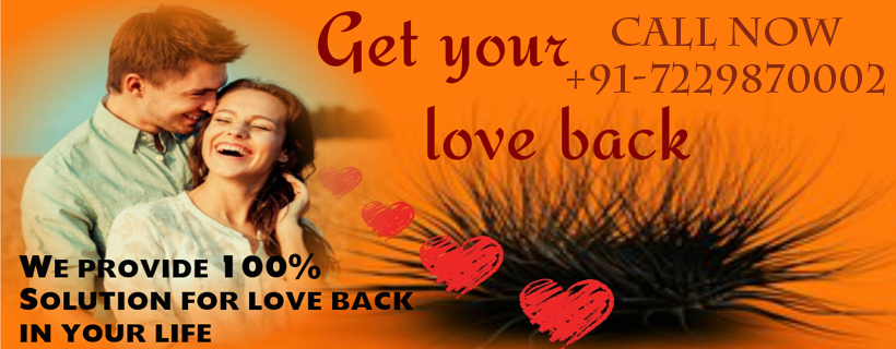 Get my lost love back by black magicmantra